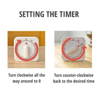 Mechanical Kitchen Timer