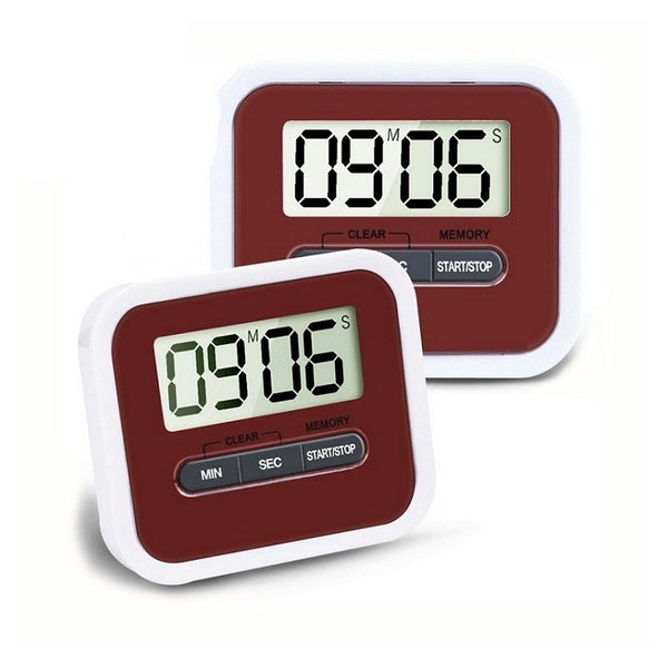 Digital 100 Minute Kitchen Timer