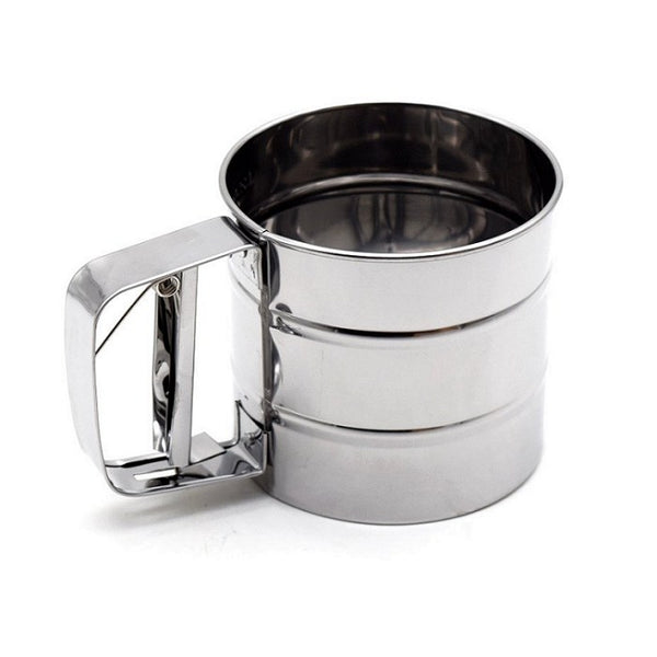 Small Flour Sifter - 1 Cup Capacity