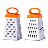 Box Grater - Stainless Steel 12.5cm