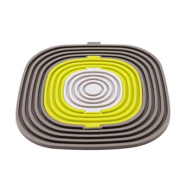 Square 3-In-1 Silicone Pot Holder Trivet