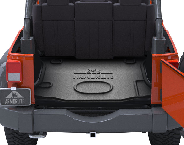 Rear Cargo Mat – JK 4-Door