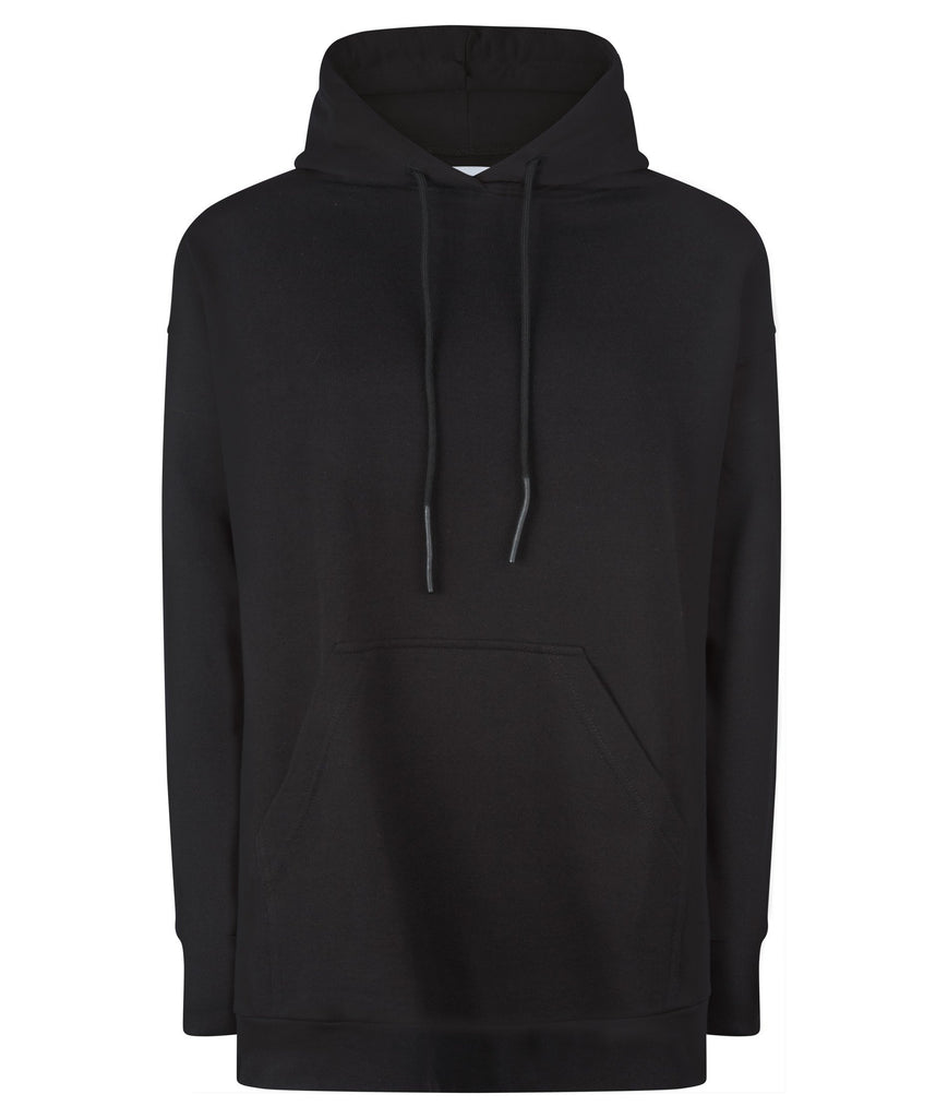 ESSENTIAL PULLOVER HOODY BLACK