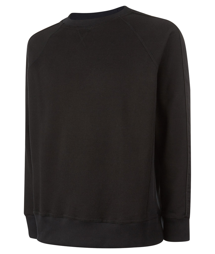 FUSE SWEATSHIRT BLACK