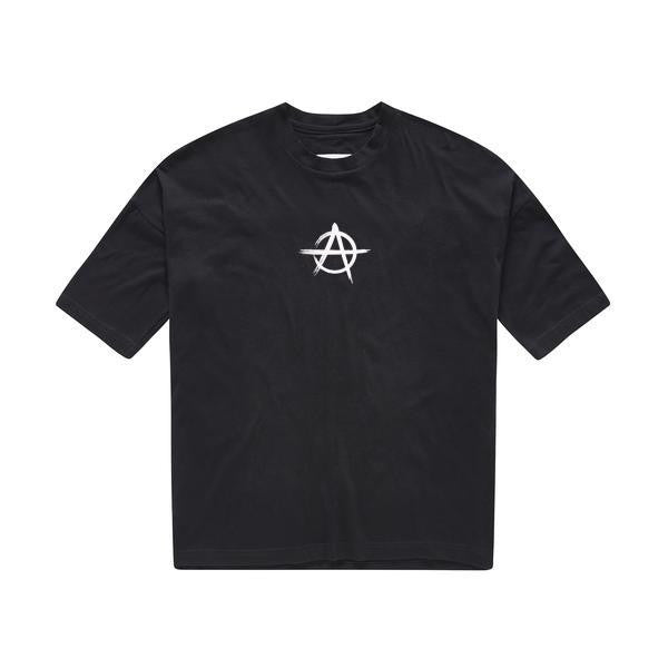 ANARCHY TEE BLACK