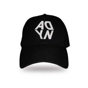 "ADYN ""Casting Shadows"" Collection - Mirrored Logo Baseball Cap"