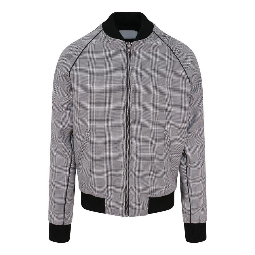 HOUNDSTOOTH BOMBER