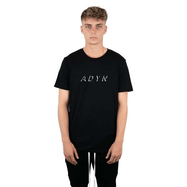 "ADYN ""Casting Shadows"" Collection - Basic Logo Tee"