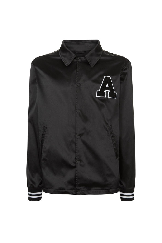 RESORT COACH JACKET BLACK