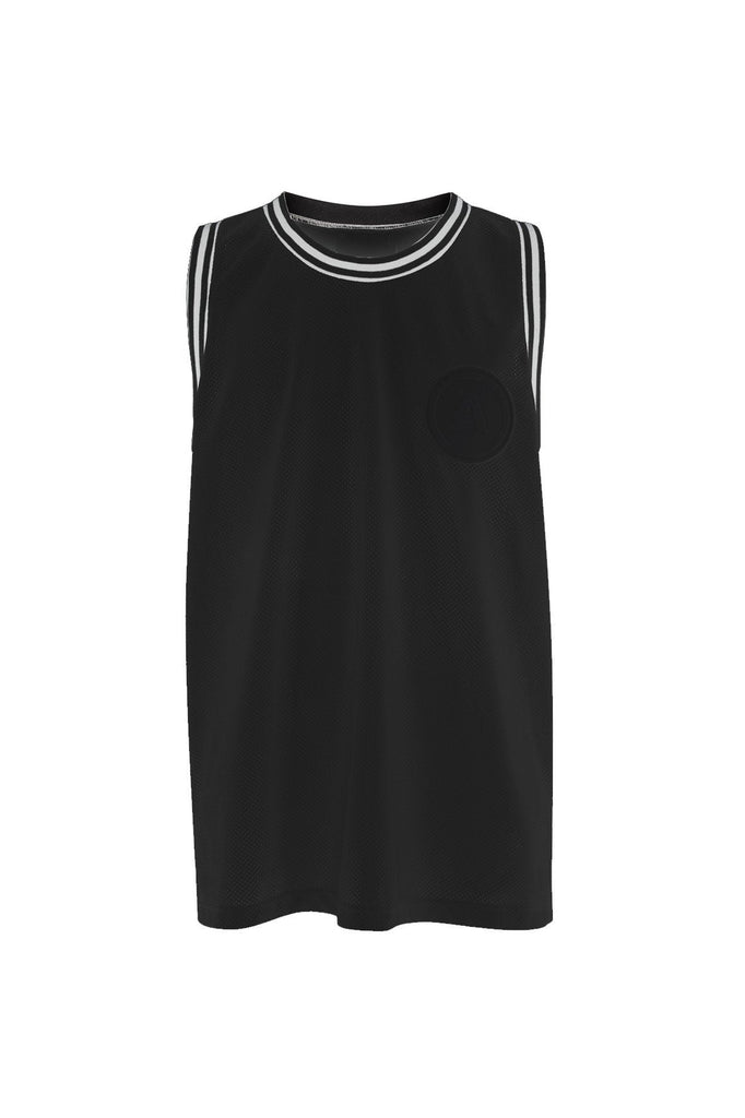 Resort Airtex basketball Jersey black