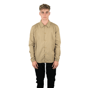 ADYN LIGHT WEIGHT NYLON CIRCA COACH JACKET