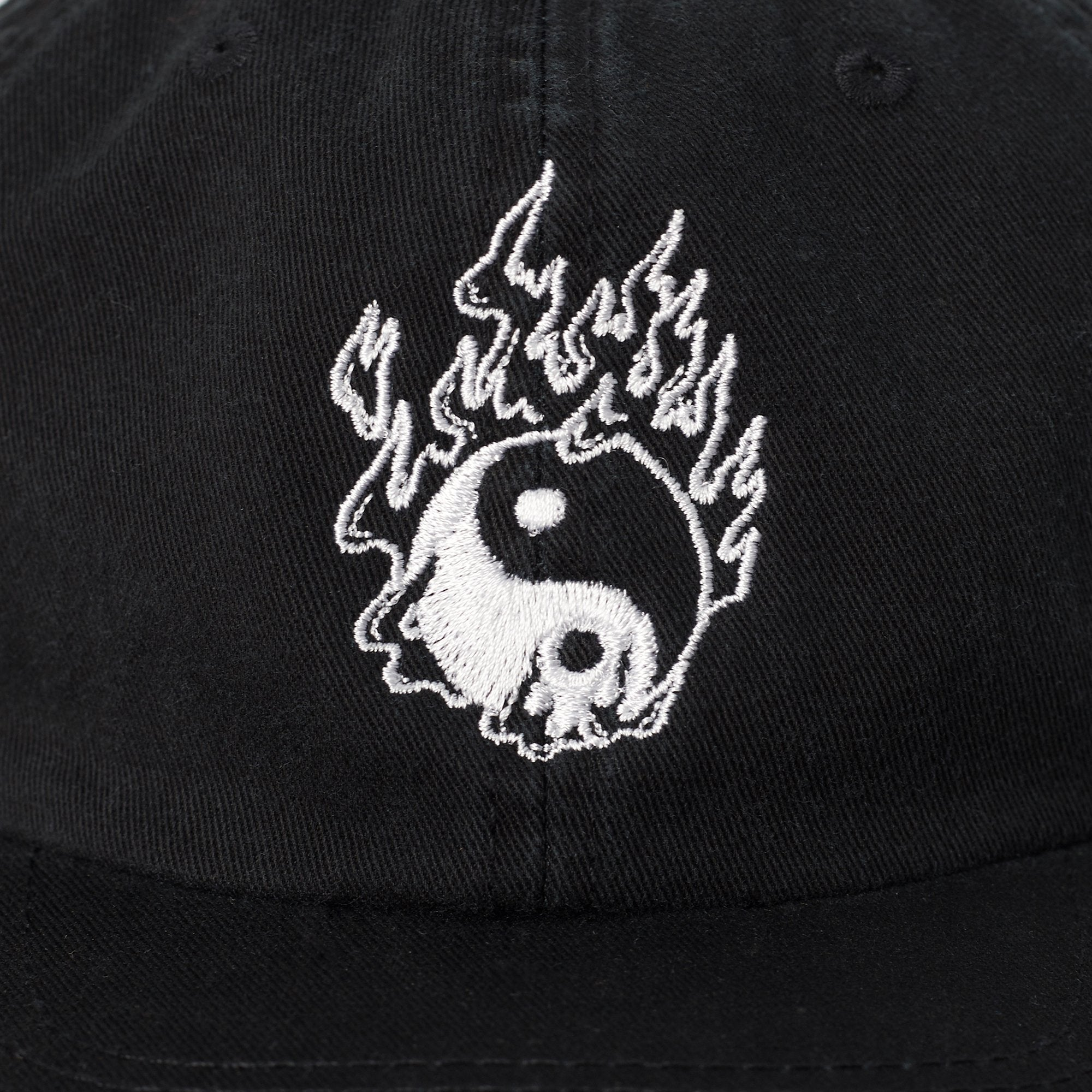 Spider Sinclair Cap - Black