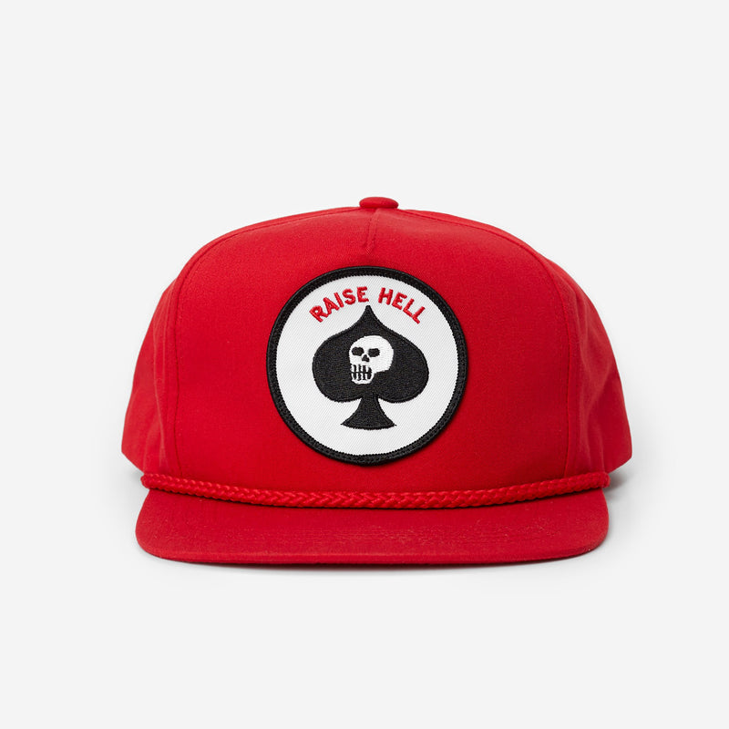 Raise Hell hat - Red