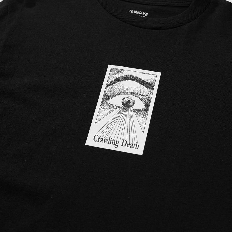Eye Scan T-Shirt - Black