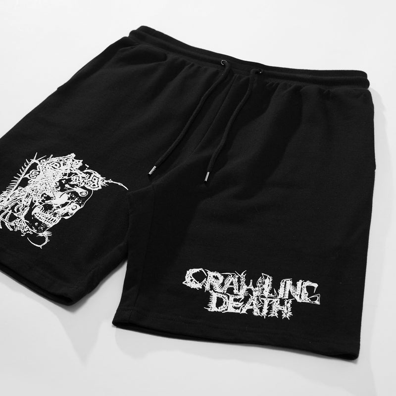 Parasite Shorts - Black