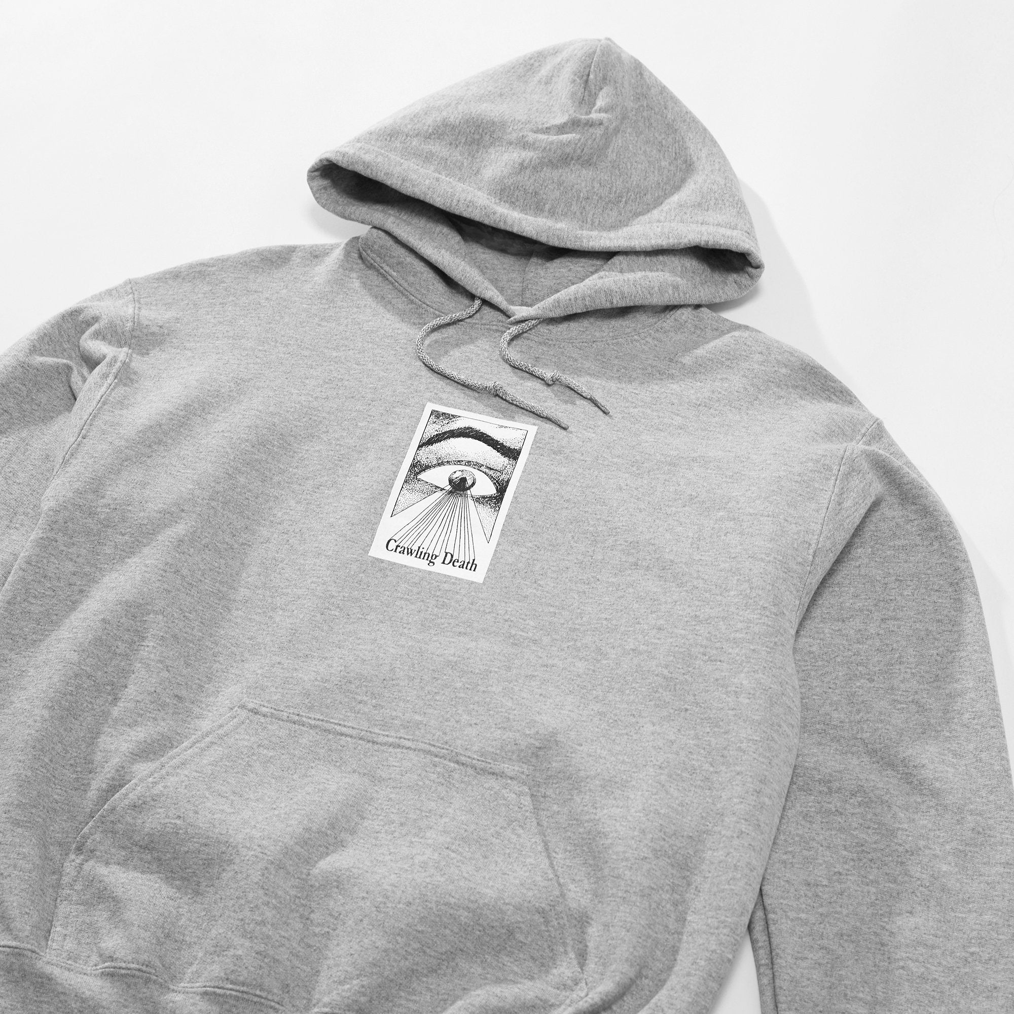 Eye Scan Hood - Grey