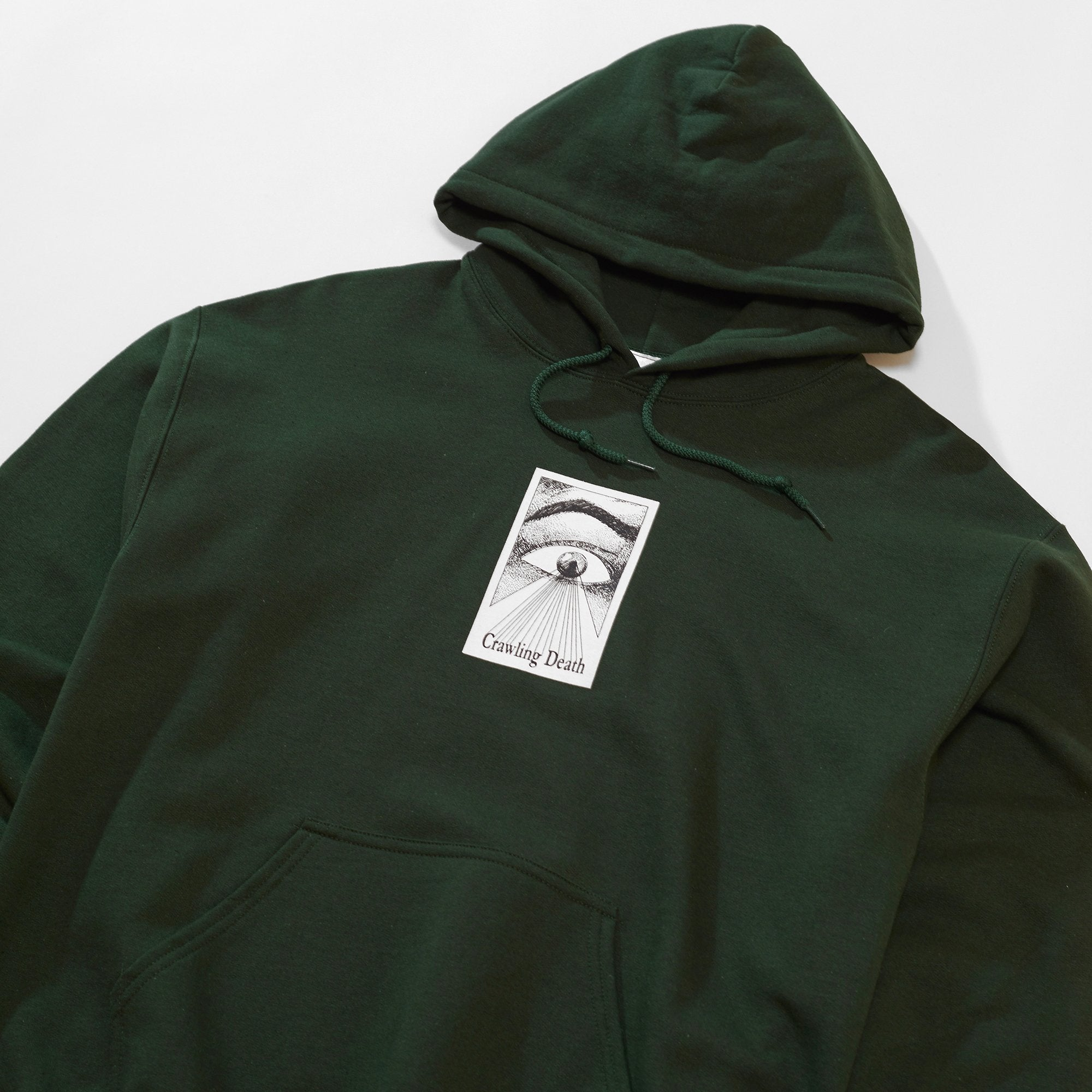 Eye Scan Hood - Green