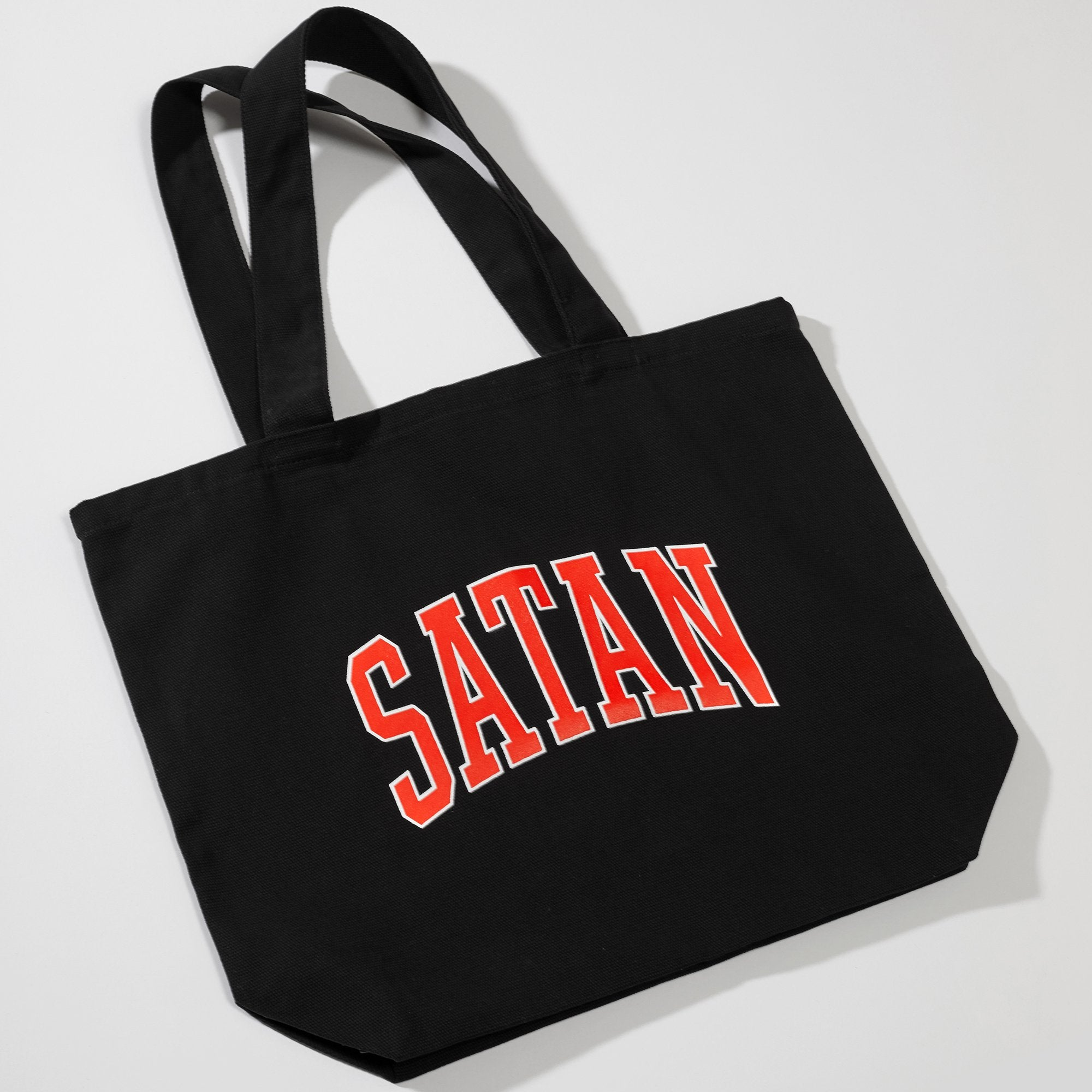 Team Satan Bag - Black