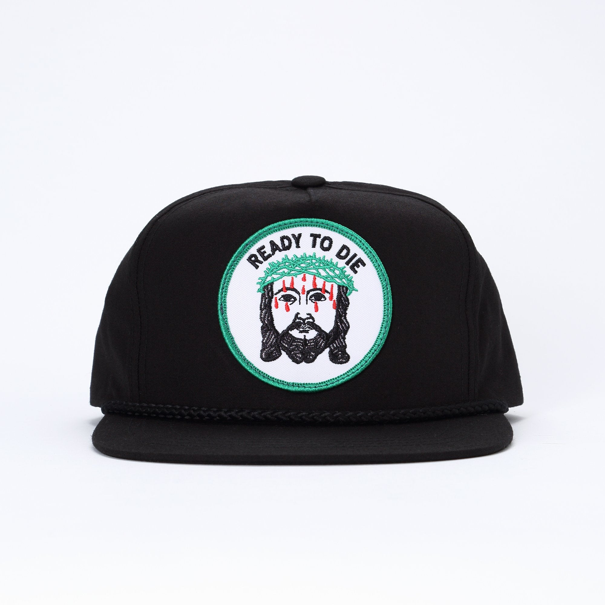 Ready To Die Hat - Black
