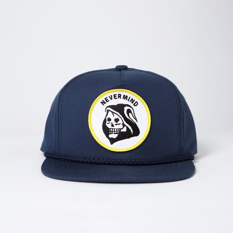 Nevermind Hat - Navy