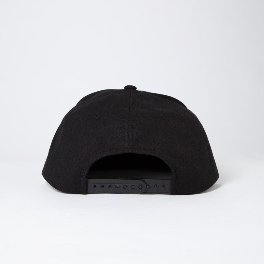 Certain Death Rose Hat - Black