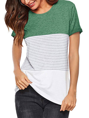 women's summer  green tops