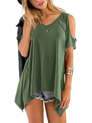 Army Green Tops