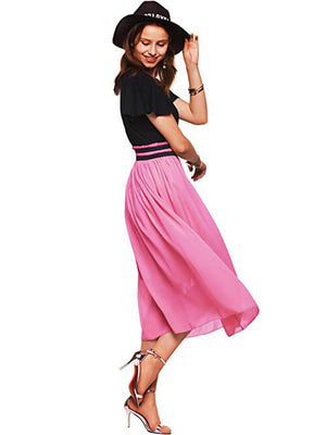Pink Casual Dresses for Women
