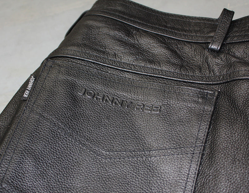 Men's Oxley Leather Pants