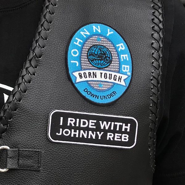 JOHNNY REB SEW-ON 'PATCH PACK'