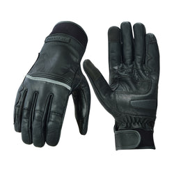 Derwent Leather Reflective Waterproof Gloves
