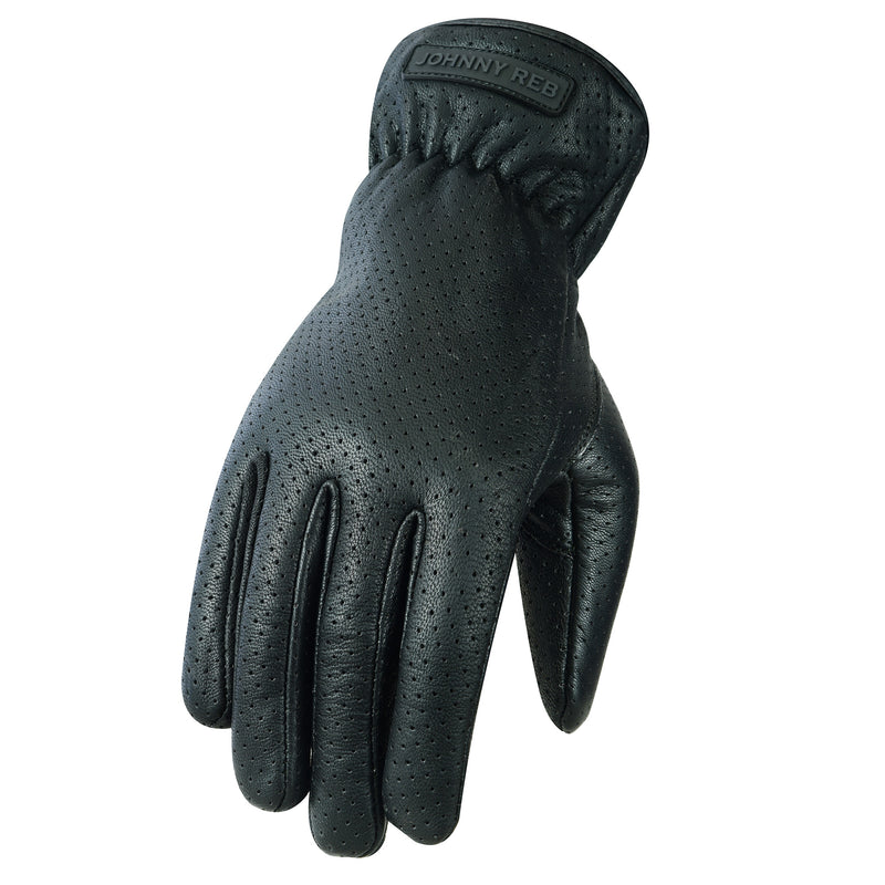 Epping Leather Perforated Gloves