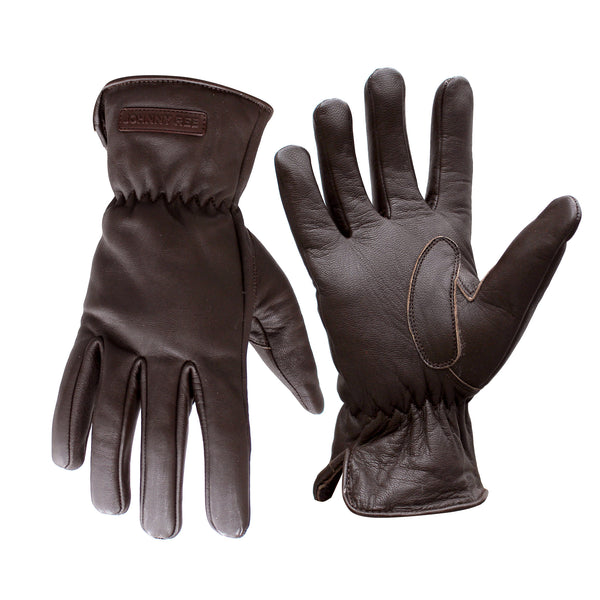 Epping Leather Gloves | Brown