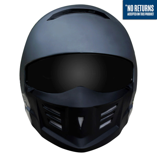 Zeil 2 In 1 Helmet - Matte Charcoal