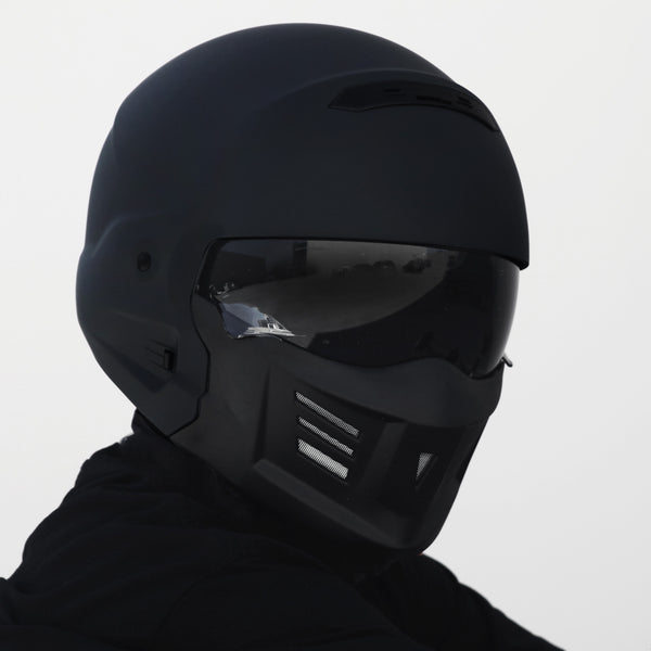 Zeil 2 In 1 Helmet - Matte Black