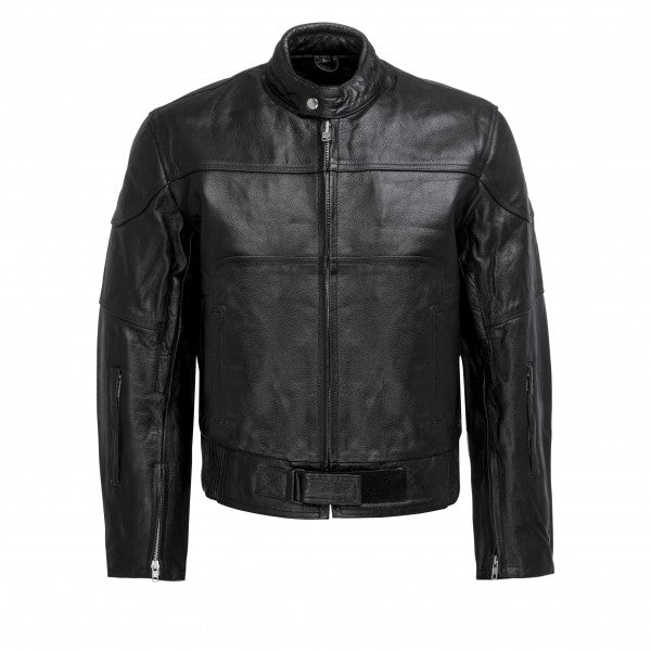 Men's King Valley Leather Jacket