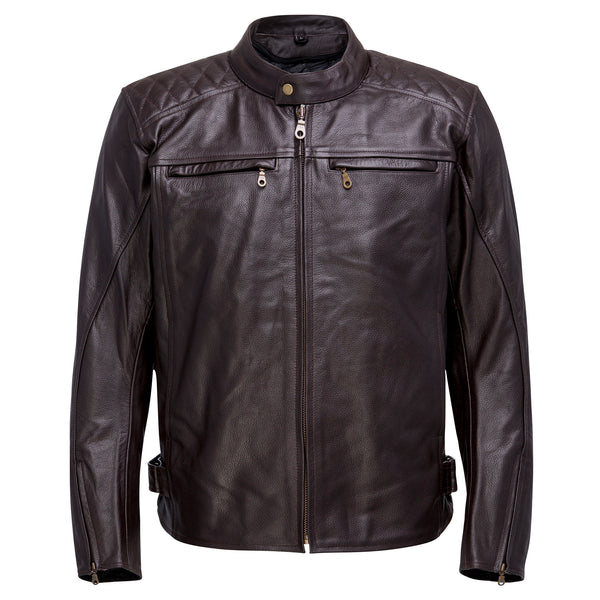 Men's Brockman Leather Jacket