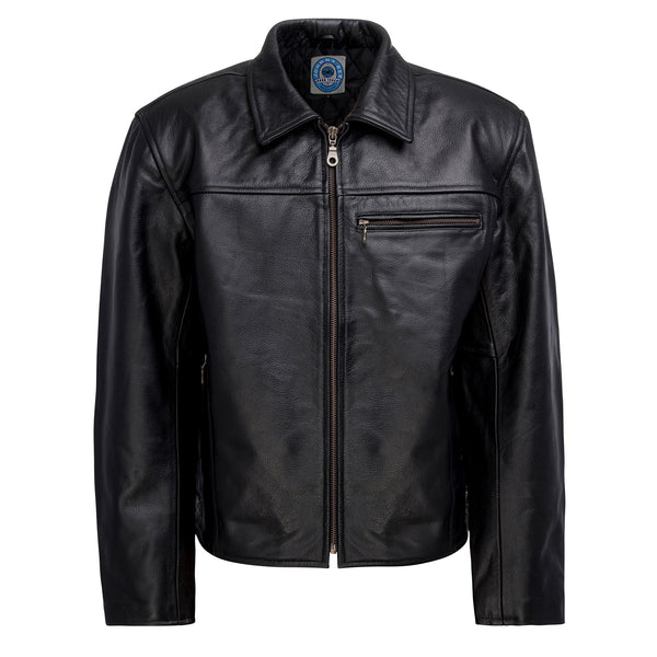 Men's Kennedy Leather Jacket
