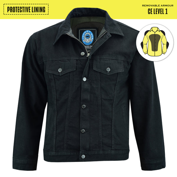 Men's Glenbrook Denim Protective Jacket