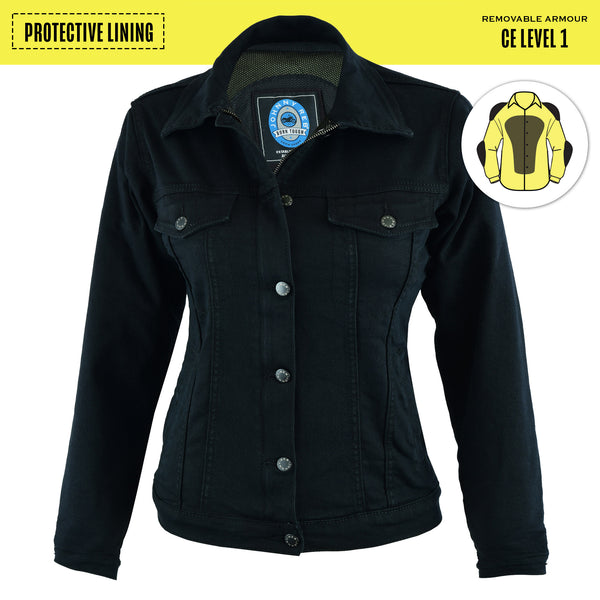 Women's Glenbrook Protective Denim Jacket