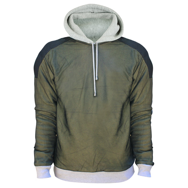 Men's Hume Protective Fleece Full-Zip Hoodie | Dupont™ Kevlar® lined
