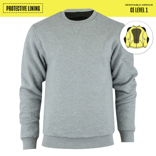 Men's Hume Protective Fleece Crew