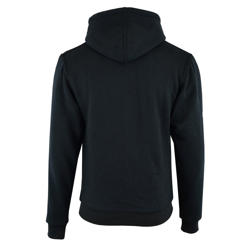Men's 'Johnny Reb' Protective Fleece Full-Zip Hoodie | Dupont™ Kevlar® lined