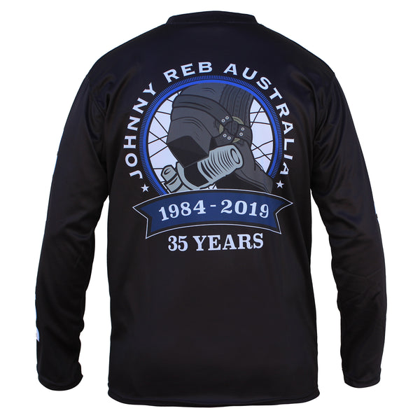 '35th Anniversary' Long-Sleeve Tee