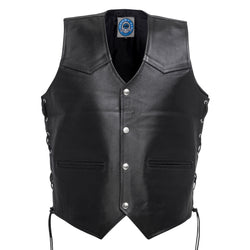Men's Tasman Leather Vest
