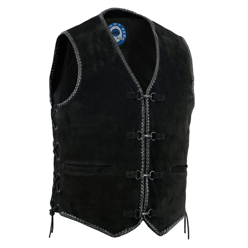 Men's Lightning Ridge Suede Vest