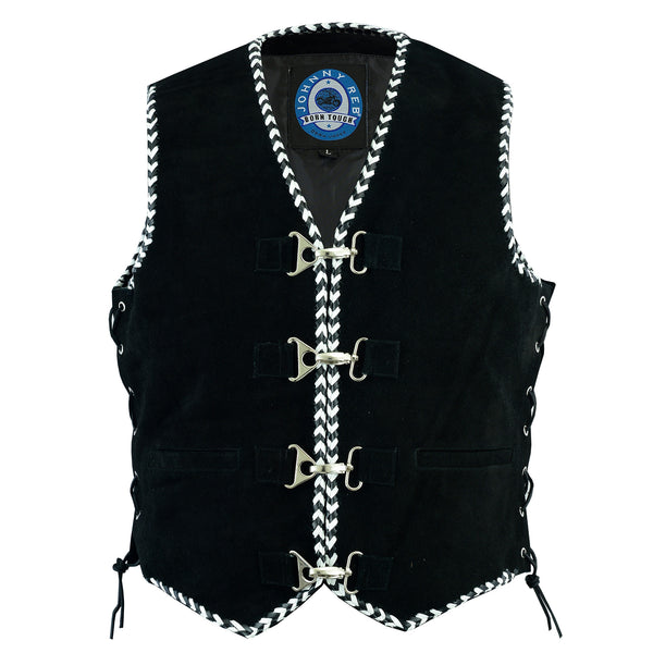 Men's Springbrook Suede Vest