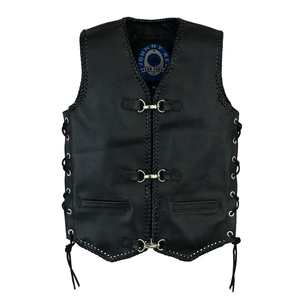 Kid's Capricorn Leather Vest