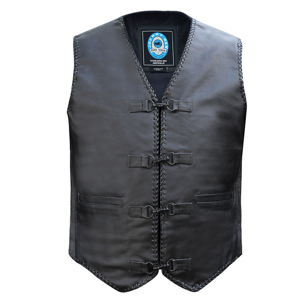 Men's Murray Leather Vest