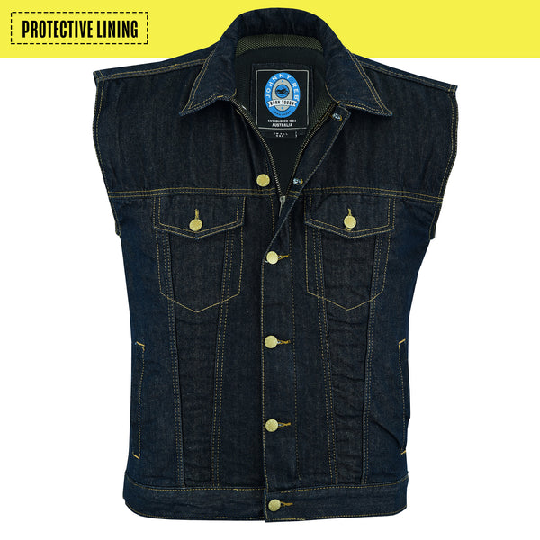 Men's Glenbrook Protective Denim Vest